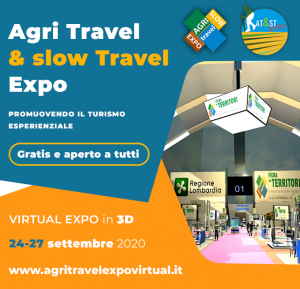 Agri Travel & slow Travel Virtual Expo Oliver Camponovo